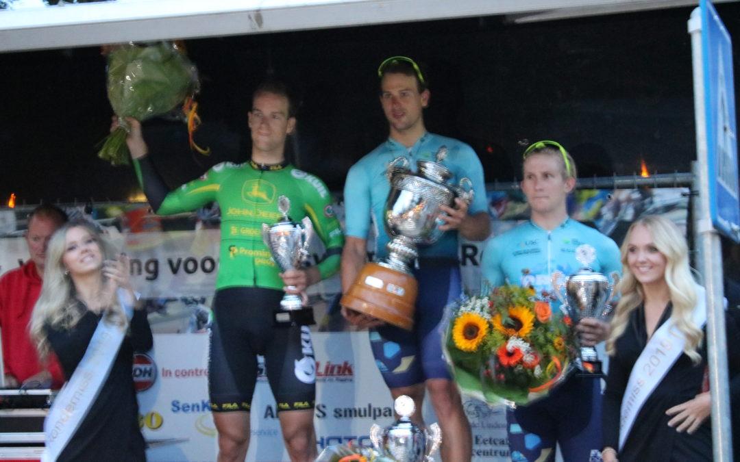 Sam Welsford wint de 49e Lus van Roden