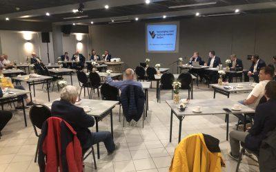 Penningmeester Jaroen Cazemier treedt af tijdens 82e Algemene Ledenvergadering