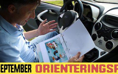 Schrijf je nu online in voor de Auto Oriënteringsrit