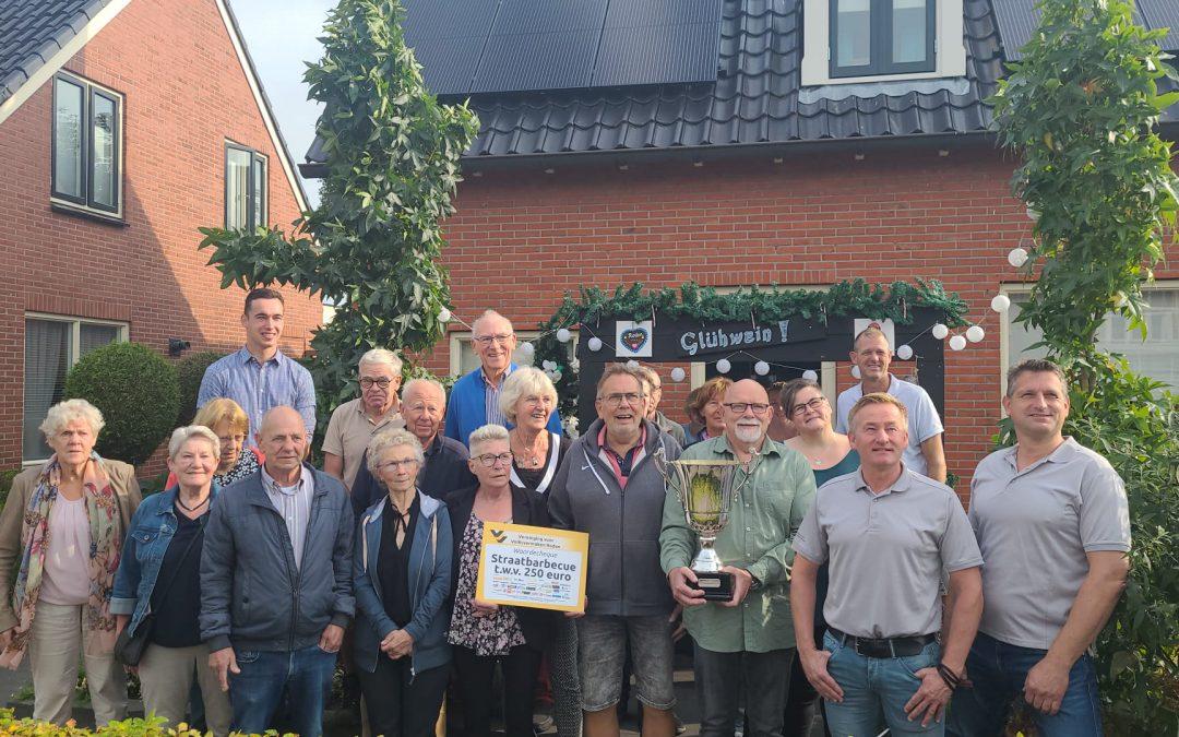 De Boskamp is de winnaar van de Straatverlichtingsprijs